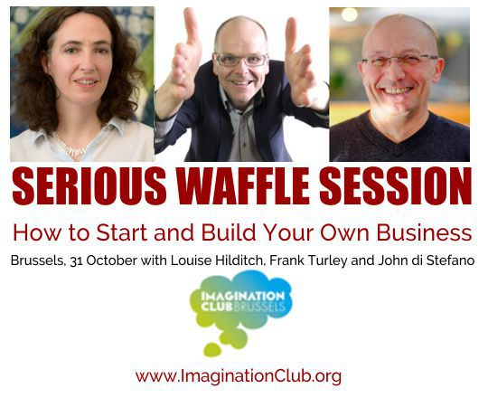SWS poster: How to Start and Build Your Own Business