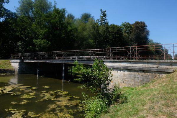 Bridge at Tervuren Park