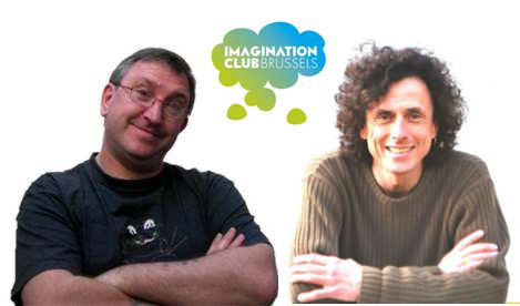 Imagination club founders: Andy Whittle and Jeffrey Baumgartner
