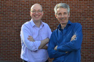 Daniel  Mouqué and Carsten Wendt